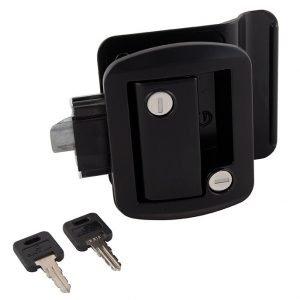 #013-570 - Metal Towable Entrance Lock w/keys