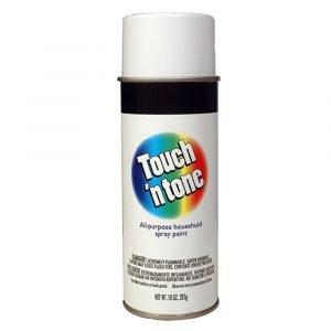 #003-55274 - Touch 'n Tone Gloss White Spray Paint