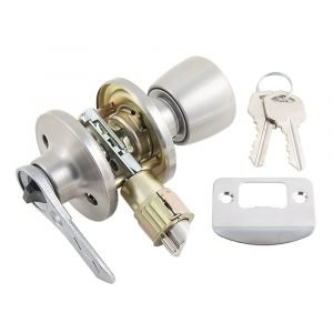 #013-235-SS - Interior Entrance Knob Lever, Stainless Steel