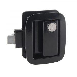 #013-529 - Bauer Key'd-A-Like Horse Trailer Lock LH