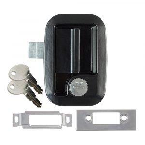 #013-560 - Bauer Key'd-A-Like Horse Feed Door Lock