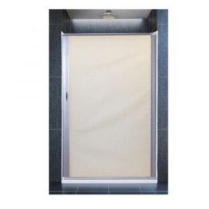 """#015-3301 - Slow-Roll Shower Door, 36"""" x 64"""""""