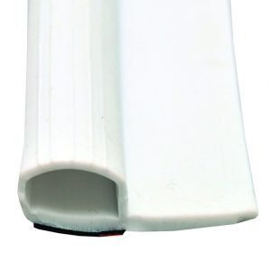"""#018-314 - Rubber Slide Out Seal w/wiper, 5/8"""" x 1-15/16"""" x 35'"""