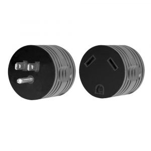 #16-00500 - 15-30 AMP Park Adapter-Round