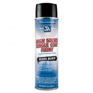 #373 - High Solids Gloss Black Spray Paint