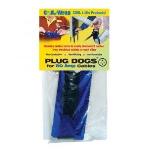 #006-16 - 50 AMP Plug Dog