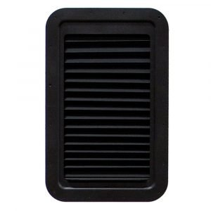 #015-201512 - Thin Shade Complete Unit, Black