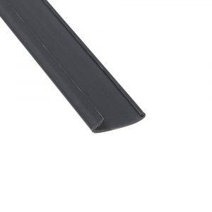 """#015-663 - Replacement Screw Cover Door Trim, 85"""", Black"""