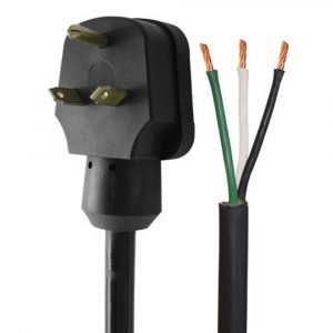#16-00566 - 30 AMP 35' Right Angle Power Supply Cord