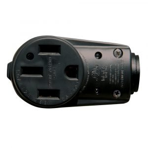 #16-00579 - 50 AMP Female Replacement Head