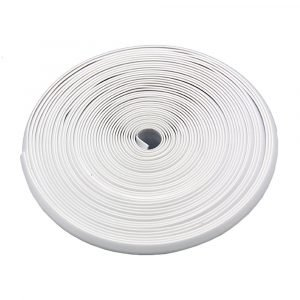 "#011-301 - Vinyl Insert 1"" x 25', White"