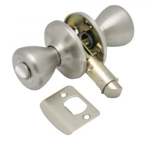 013-202-SS Interior Privacy Lock Stainless Steel