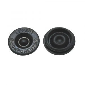 #014-122065-2 - Universal Rubber Plug for Lubed Dust Caps, 2 Pack