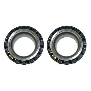 #014-122091-2 - Outer Bearing 15123, 2 Pack