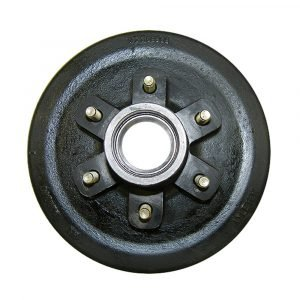 "#014-122094 - 5200-6000 lb. Hub/Drum Brake, 6 on 5.5"" 1/2"" Studs"