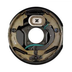 "#014-122258 - 10"" Electric Brake Assembly-LH"