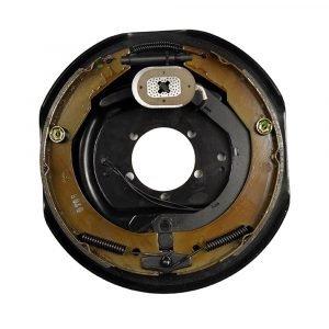 "#014-122259 - 12"" Electric Brake Assembly-LH"