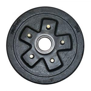 "#014-126003 - 3500lb. Brake Hub, 5 on 4.5"", 1/2"" Studs"