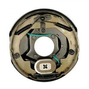 "#014-139700 7"" - Electric Brake Assembly - LH"