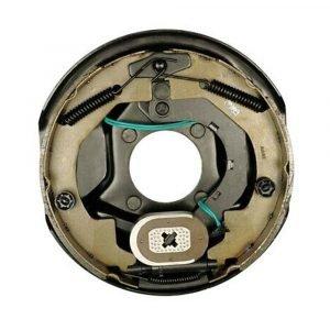 """#014-13970 - 17"""" Electric Brake Assembly - RH"""