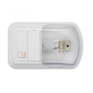 #016-BL3002 - Brilliant Interior Single Dome Light