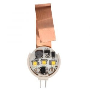 016-G4205SP 205 LMS LED Replacement for G4 BI-Pin Halogen Side Pin