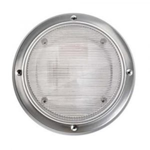#016-RSL2000 - 12V Round Scare Lighting Replacement - White