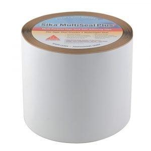 "#017-404033 - SIKA Multiseal Plus Tape, 6"" X 50' Membrane, White"