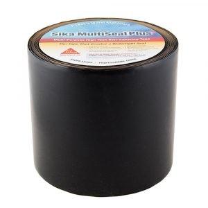 "#017-404096 - SIKA Multiseal Plus Tape, 6"" X 50' Membrane, Black"