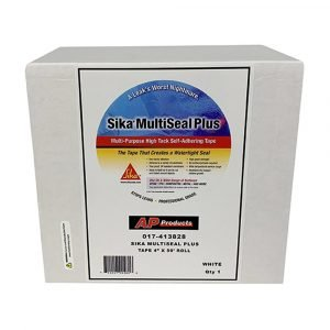 "#017-413828 - SIKA Multiseal Plus Tape, 4"" x 50' Membrane, White"