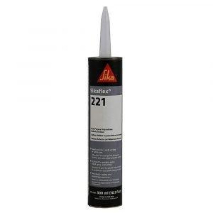 #017-90892 - SIKAFLEX 221 Sealant, 300 ML, Aluminum Gray