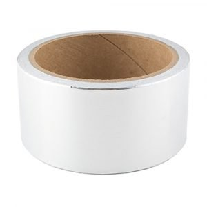 """#022-AFT322 - Foil Tape, 2"""" x 150', Silver"""