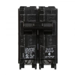 #ITEQ215 - 2 Pole 15AMP Circuit Breaker