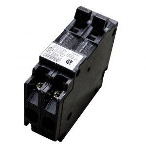 #ITEQ3020 - 1 Pole 30A/20A Duplex Circuit Breaker