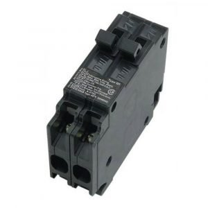 #ITEQ3030 - 1 Pole 30A/30A Duplex Circuit Breaker