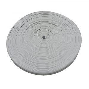 "#011-306 - Vinyl Insert, 1"" x 100', White"