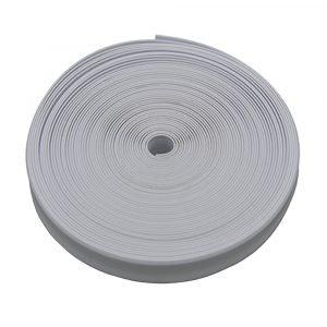 "#011-316 - Vinyl Insert, 3/4"" x 25', White"
