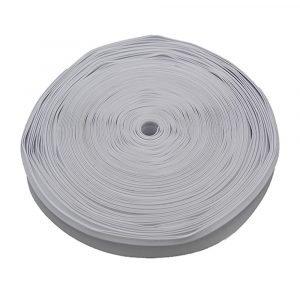 "#011-329 - Vinyl Insert, 1"" x 50', White"