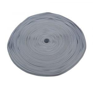 "#011-338 - Vinyl Insert , 1"" x 1000', Dark Gray"