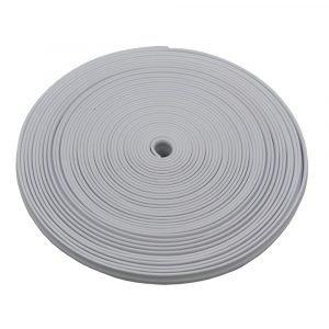 #011-348 - Flexible Plastic Insert Trim, 100', Polar White