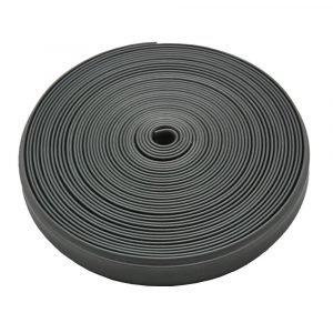 #011-351 - Quality Plastic Insert Trim, 25', Black