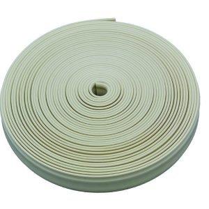 #011-352 - Quality Plastic Insert Trim, 25', Colonial White