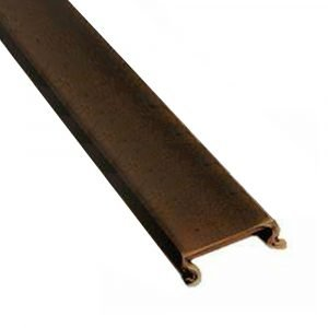 #011-360-5 - Screw Cover, 8', 5 Piece, Brown