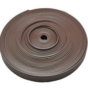 #011-366 - Flexible Plastic Insert Trim, 25', Brown