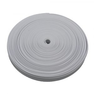 #011-401 - Flexible Plastic Insert Trim, 50', Polar White