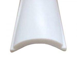 """#011-407 - Flexible Screw Cover, 7/8"""" x 50', Polar White"""