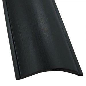 "#011-410 - Flexible Screw Cover, 7/8"" x 500', Black"