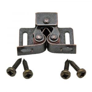 #013-006 - Double Roller Catch, 2 Sets