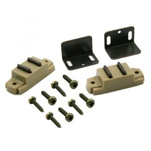#013-014 - Concealed Magnetic Catch w/Strike, 2 Sets