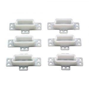 #013-210 - Grace #110 Plastic Back Sockets (6/pc)